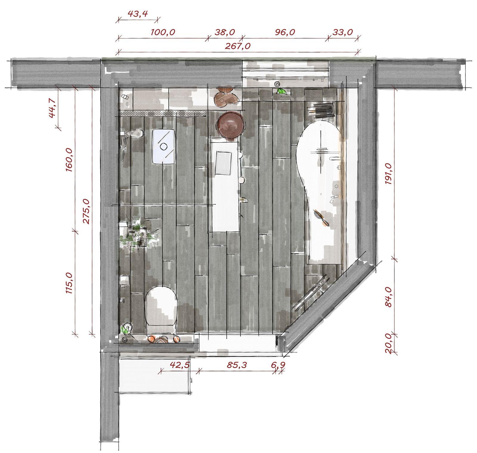 fishzerocom offene dusche planen verschiedene design inspiration - Offene Dusche Planen
